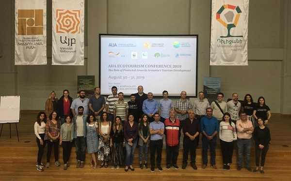 Fourth annual Armenia Ecotourism Conference: Key Stakeholders Gather to Discuss the Future of Ecotourism connected with Protected Areas